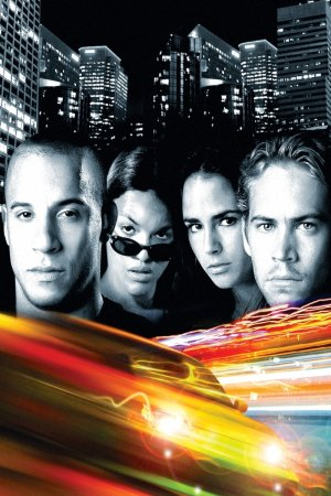 The Fast and the Furious 1000x1500