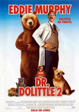 Dr. Dolittle 2 3514x5000