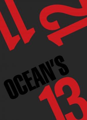 Ocean's Eleven 2458x3385
