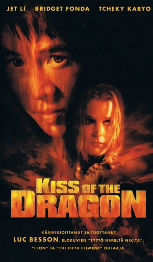 Kiss Of The Dragon Cover