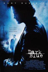 Dark Blue poster