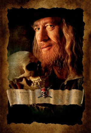 Pirates of the Caribbean: The Curse of the Black Pearl 690x1000