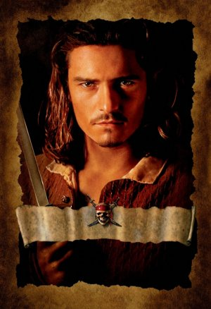 Pirates of the Caribbean: The Curse of the Black Pearl 685x1000