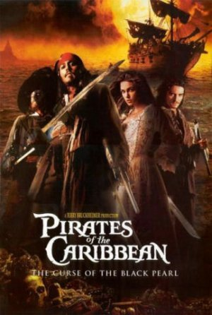 Pirates of the Caribbean: The Curse of the Black Pearl 323x480