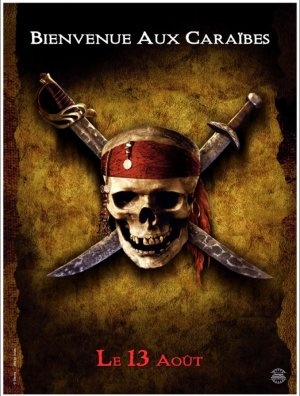 Pirates of the Caribbean: The Curse of the Black Pearl 757x1000