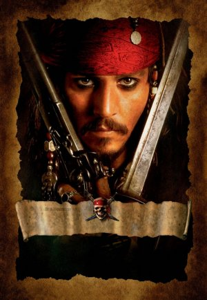 Pirates of the Caribbean: The Curse of the Black Pearl 692x1000