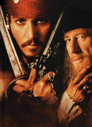 Pirates of the Caribbean: The Curse of the Black Pearl 800x1099