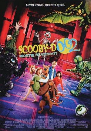 Scooby Doo 2 - Die Monster sind los 548x789