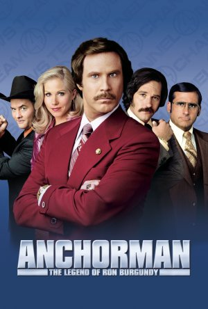 Anchorman: The Legend of Ron Burgundy 2430x3600