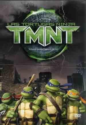 Teenage Mutant Ninja Turtles 300x436