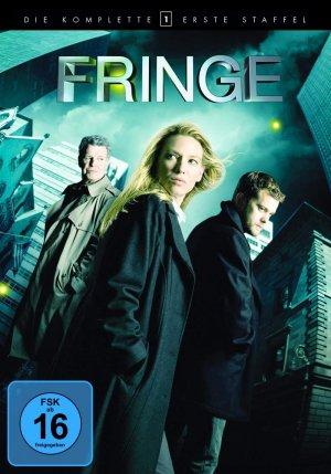Fringe - Grenzfälle des FBI 1000x1429