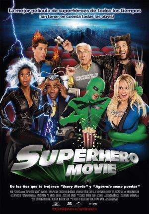 Superhero Movie 2480x3543