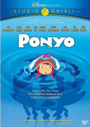 Ponyo: Das grosse Abenteuer am Meer 656x921