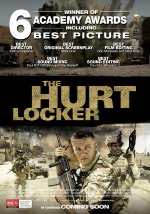 The Hurt Locker 1050x1500