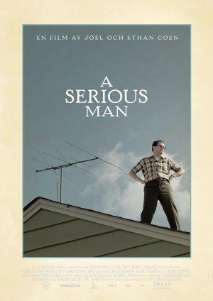 A Serious Man 2480x3508