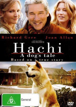 Hachi: A Dog's Tale 1518x2119