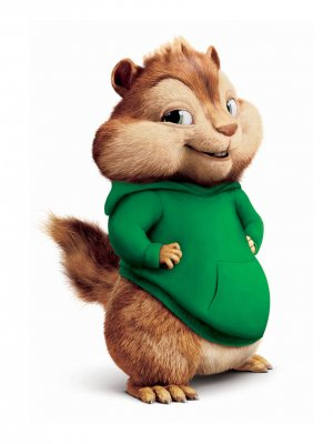 Alvin and the Chipmunks: The Squeakquel 1714x2283
