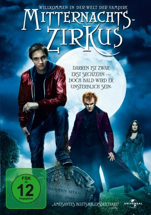 Cirque du Freak: The Vampire's Assistant 1524x2163