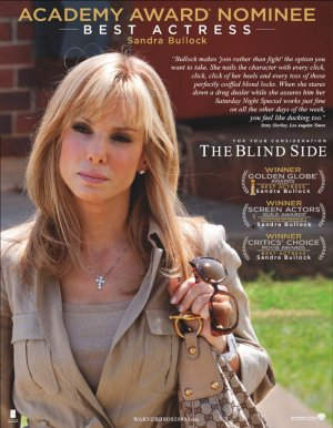 The Blind Side 650x836