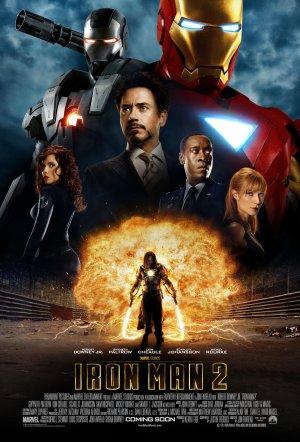 Iron Man 2 3393x5000