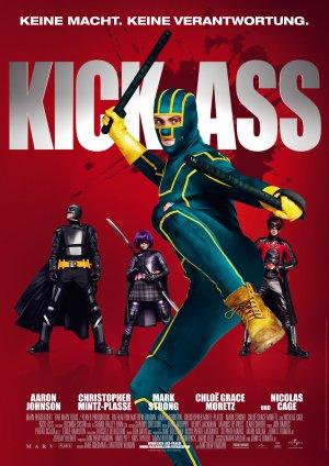 Kick-Ass 3508x4961