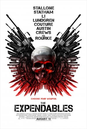 The Expendables 3373x5000