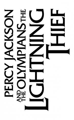 Percy Jackson & the Olympians: The Lightning Thief 1244x2000