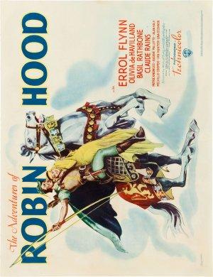 The Adventures of Robin Hood 2087x2713