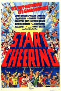 Start Cheering poster