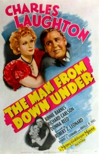 The Man from Down Under poster