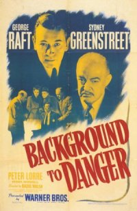 Background to Danger poster