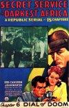Secret Service in Darkest Africa poster