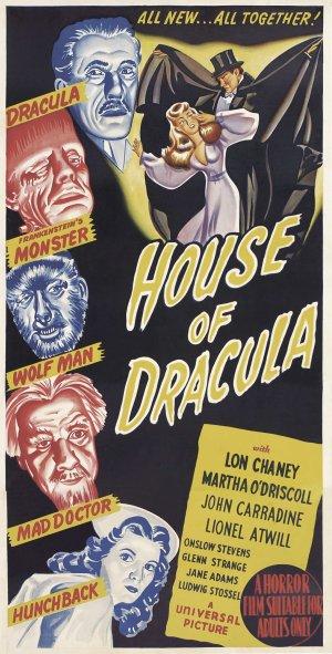 House of Dracula 1384x2727