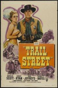 Trail Street poster