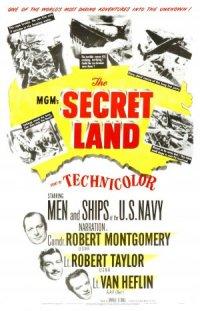 The Secret Land poster