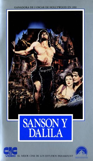 Samson and Delilah Cover