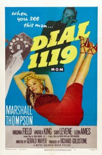 Dial 1119 poster