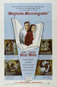 Marjorie Morningstar poster