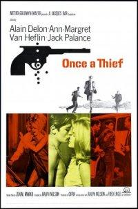 Scratch a Thief poster