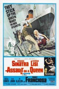 Assault on a Queen poster
