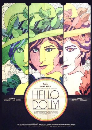 Hello, Dolly! 826x1164