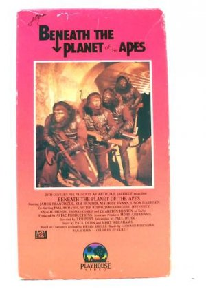 Beneath the Planet of the Apes 357x500