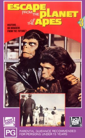 Escape from the Planet of the Apes 321x516