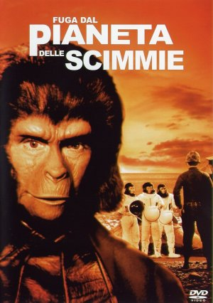 Escape from the Planet of the Apes 1009x1432