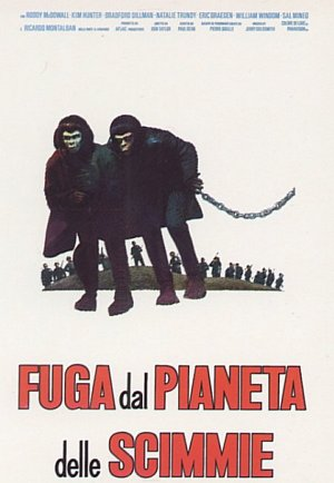 Escape from the Planet of the Apes 600x868