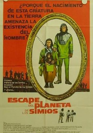 Escape from the Planet of the Apes 311x444