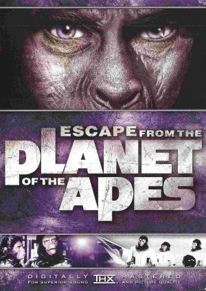 Escape from the Planet of the Apes 1518x2145