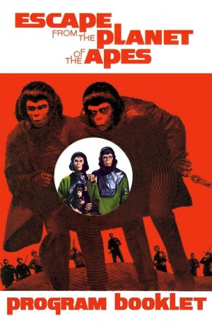 Escape from the Planet of the Apes 392x600