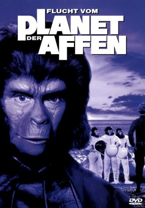 Escape from the Planet of the Apes 700x1000