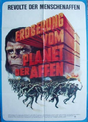 Conquest of the Planet of the Apes 400x555